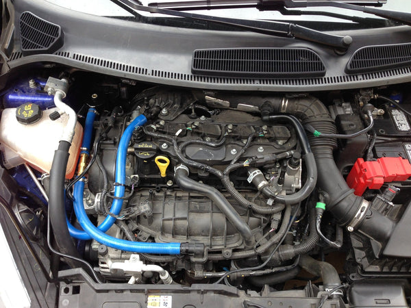 Fiesta ST Oil Catch Can kit