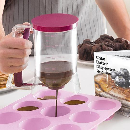 Handheld Batter Dispenser