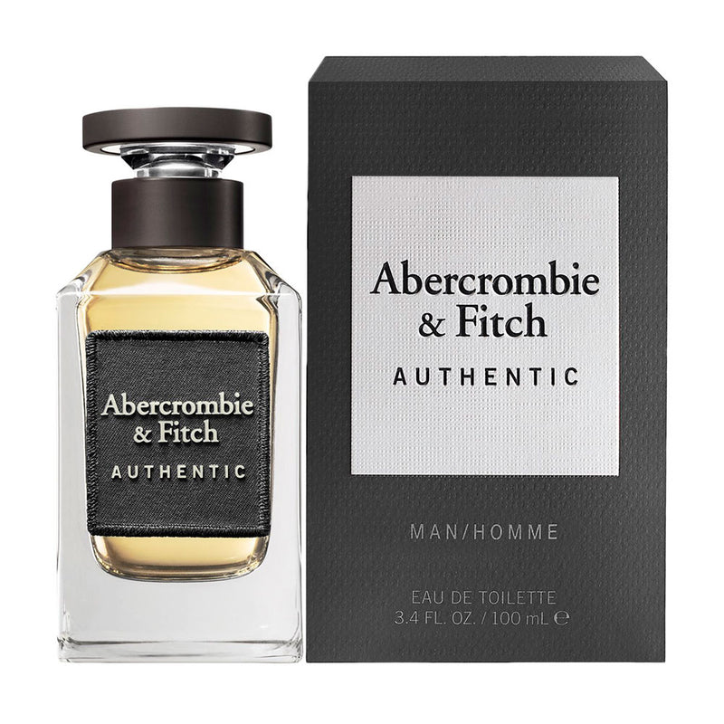 A&F Authentic 100ml EDT - Expo Perfumes Outlet