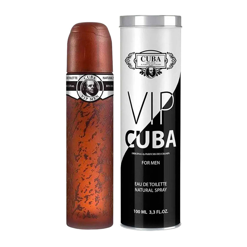 Cuba Vip 100ml EDT - Expo Perfumes Outlet
