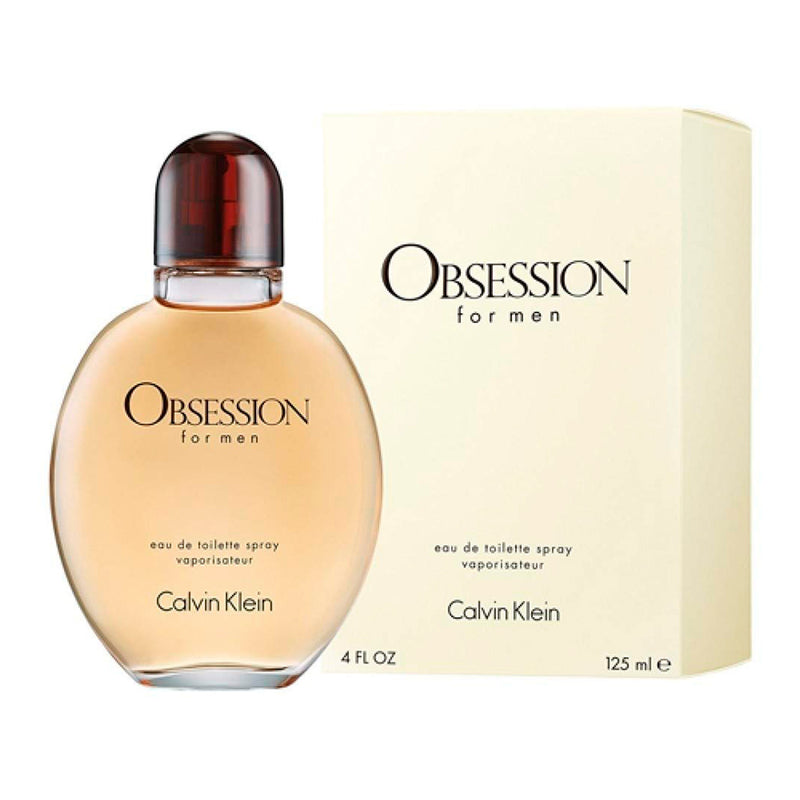Obsession for Men 125ml EDT - Expo Perfumes Outlet