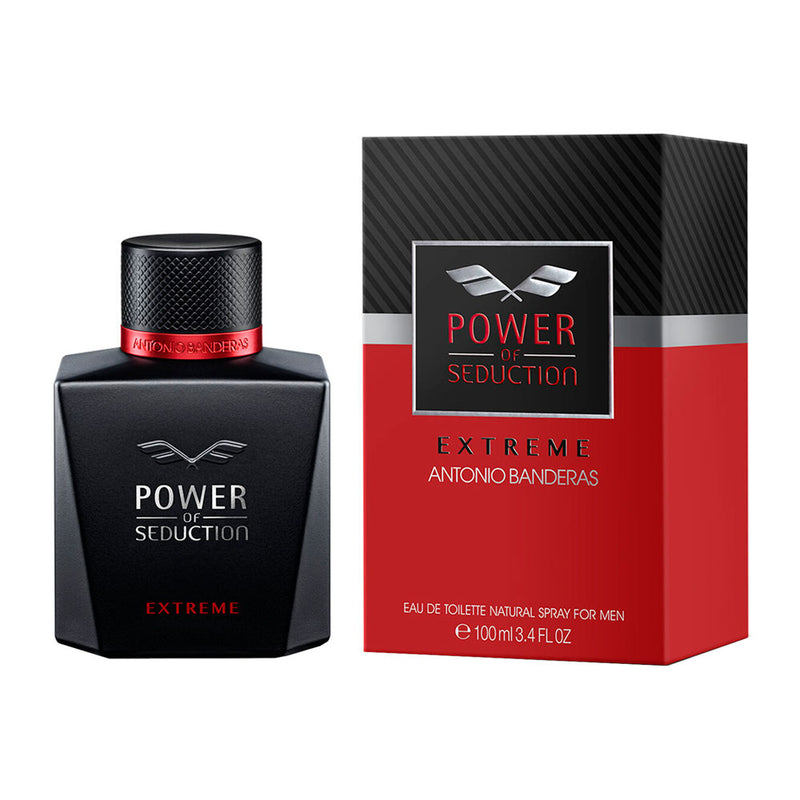 Power of Seduction Extreme  100 ml EDT - Expo Perfumes Outlet