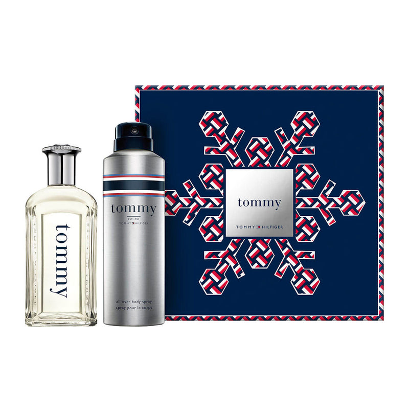 Tommy ESTUCHE 2 pzs - Expo Perfumes Outlet