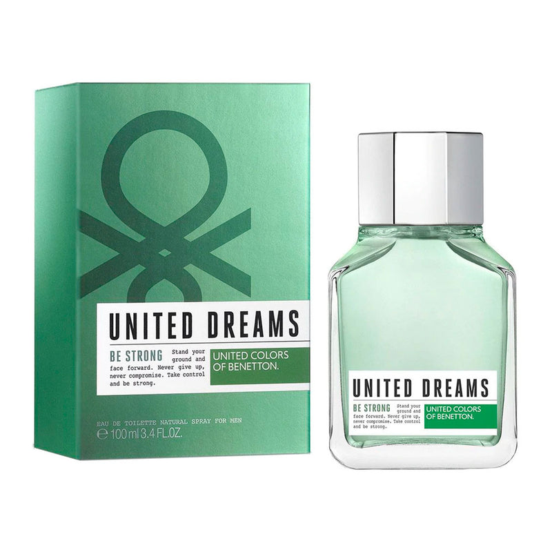 United Dreams Be Strong  100 ml