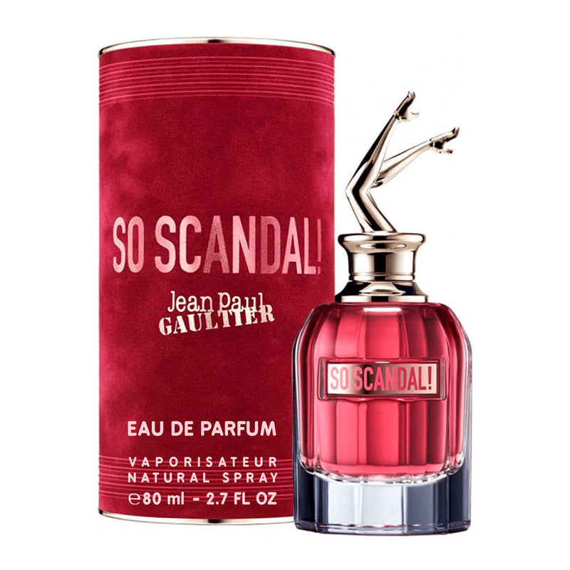 So Scandal 80ml - Expo Perfumes Outlet