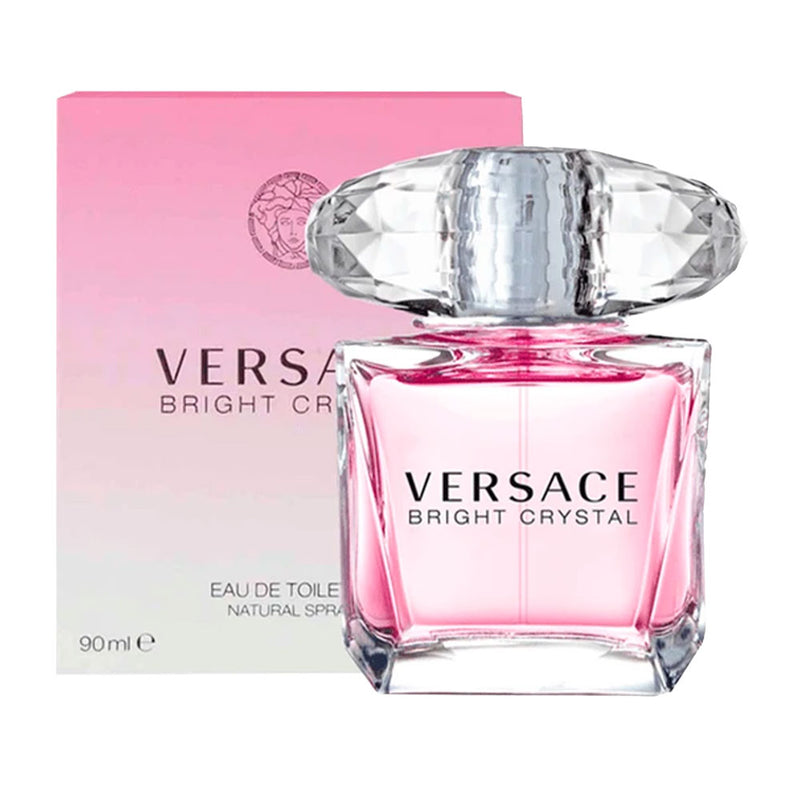 Versace Bright Crystal 90ml - Expo Perfumes Outlet