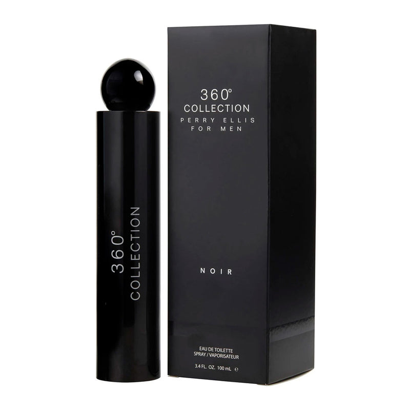 360 Collection Noir Men 100ml - Expo Perfumes Outlet