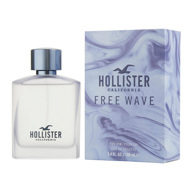 Hollister Free Wave 100ml - Expo Perfumes Outlet