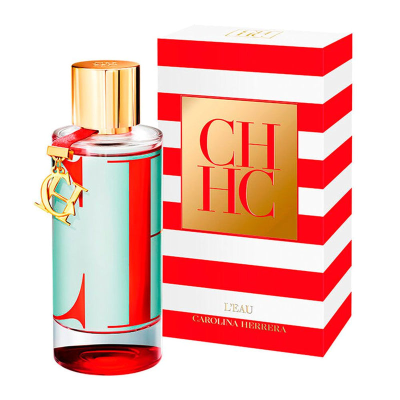 CH L'eau ROJO   100ml - Expo Perfumes Outlet