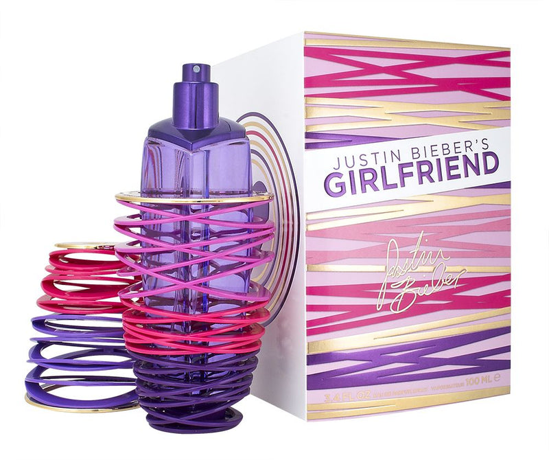 Girlfriend 100ml - Expo Perfumes Outlet