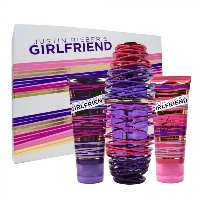 Girlfriend ESTUCHE 3pzs - Expo Perfumes Outlet