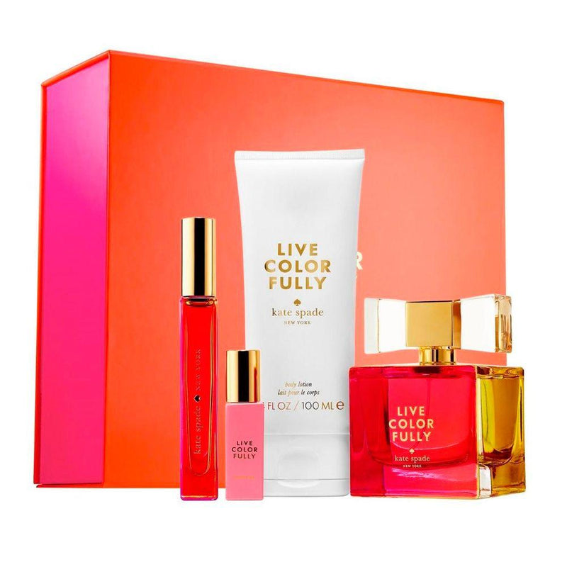 Live Colorfully ESTUCHE - Expo Perfumes Outlet