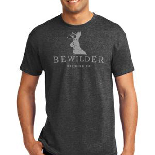 Bewilder Dark Grey T-Shirt