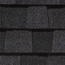 Load image into Gallery viewer, Landmark Shingles - Charcoal Black