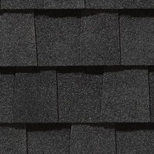 Load image into Gallery viewer, Landmark Shingles - Moire Black