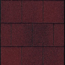 Load image into Gallery viewer, Certainteed XT 25 - 3 Tab Shingles - Tile Red Blend
