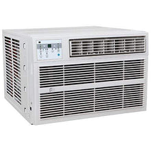 Load image into Gallery viewer, Window A/C With Electric Heater 12000 BTU Perfect Aire