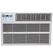 Load image into Gallery viewer, Window A/C With Electric Heater 8000 BTU Perfect Aire