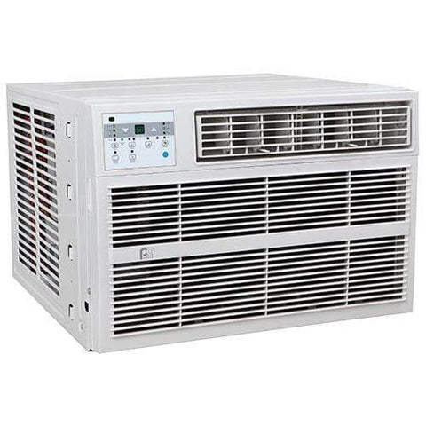 Image of Window A/C With Electric Heater 8000 BTU Perfect Aire