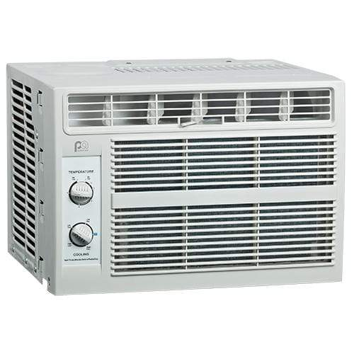 5,000 BTU Window Air Conditioner with Mechanical Controls Perfect Aire