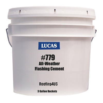 Image of All-Weather Flashing Cement #779 - Wet/Dry Premium - Full Range