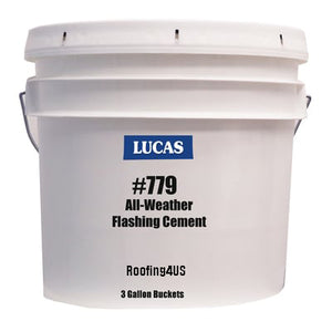 All-Weather Flashing Cement #779 - Wet/Dry Premium - Full Range