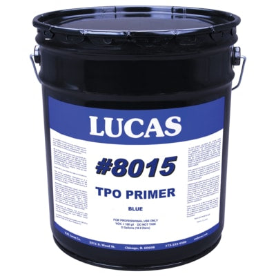 Image of TPO Primer #8015 - Blue For Moisture Cure Coatings - Lucas