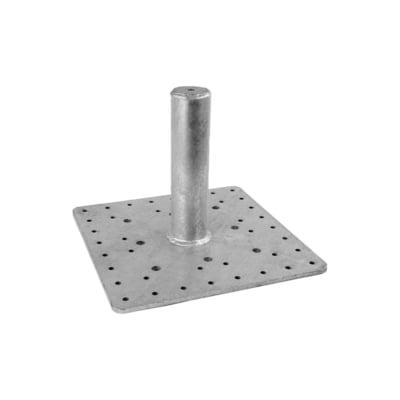 Roof Anchor Threaded Top - All Heights Anchorage