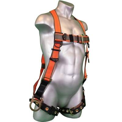 Warthog Side D-Ring Harness - All Sizes Bodywear