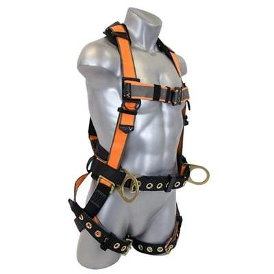 Warthog MAXX Belted Side D-Ring Harness - All Sizes Bodywear