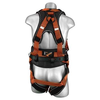 Warthog Comfort MAXX Belted Side D-Ring Harness - All Sizes Bodywear