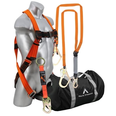 Safety Harness Kit with 6 ft Double - All Styles