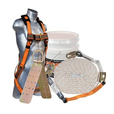 Roofer's Bucket Kit - All Sizes