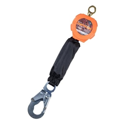 Pygmy Hog 6 ft Self-Retracting Lifeline Hooks - All Sizes