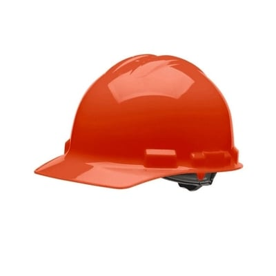 Hard Hat Cap Style 4 Pt. Ratchet Adjustment - All Colors