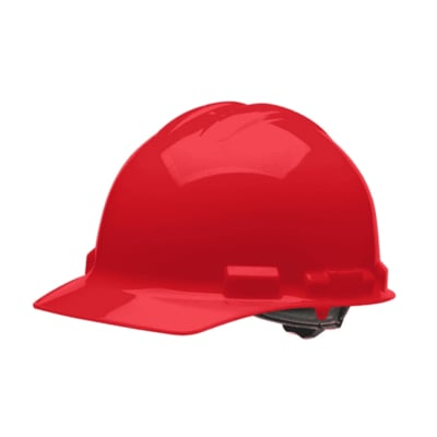 Image of Hard Hat Cap Style 4 Pt. Ratchet Adjustment - All Colors
