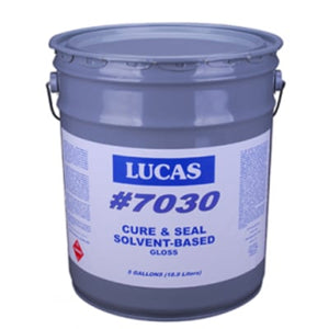 Cure & Seal #7030 - Solvent-Based - 30% Solids - Lucas