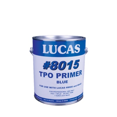 TPO Primer #8015 - Blue For Moisture Cure Coatings - Lucas