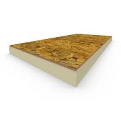 Hunter Panels XCI NB (5/8 OSB Attached) 4ft x 8ft