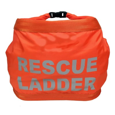 18 ft Ladder Rescue System with Belay