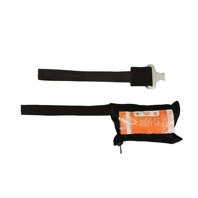 Suspension Trauma Relief Strap