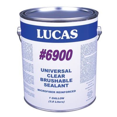 Universal Clear Sealant Microfiber Reinforced #6900