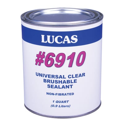Universal™ Clear Sealer #6910 - Non Fibrated Sealants & Primers