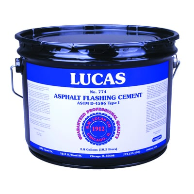 Image of Asphalt Flashing Cement #774 - Standard - Full Range