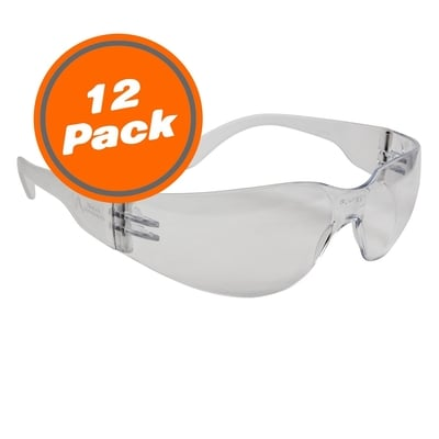 Safety Glasses (12 Pack) - All Styles