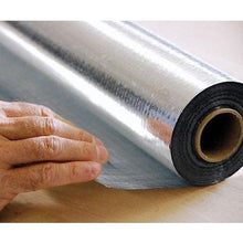 Load image into Gallery viewer, Super Radiant Barrier Industrial Grade Perforated Reflective Insulation Rolls - All Sizes Attic Insulation