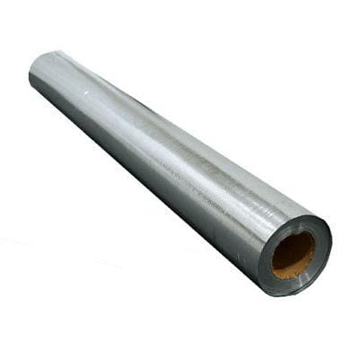 Radiant Barrier Industrial Grade Perforated Reflective Insulation Rolls - All Sizes Attic Insulation
