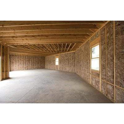 Image of Knauf Ecobatt R-11 Unfaced Fiberglass Insulation Batts - All Sizes Batts