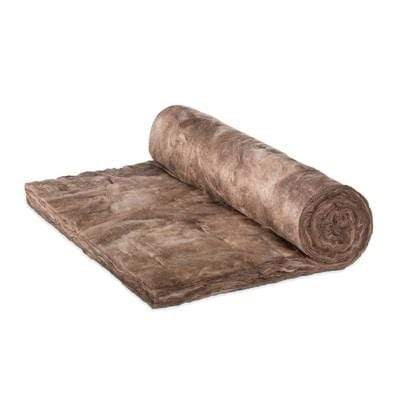 Knauf Ecoroll R-13 Kraft Faced Fiberglass Insulation Roll - All sizes Roll