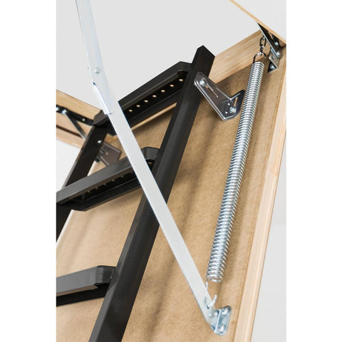Image of Fakro LMS Insulated Metal Attic Ladder